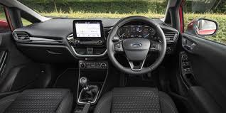 ford land rover interior ford fiesta interior practicality and infotainment carwow