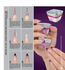 gel acrylic nails step by step u2013 new super photo nail care blog