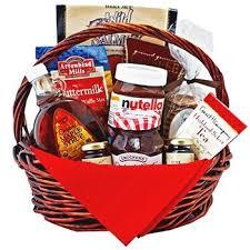 breakfast gift baskets canadian breakfast gift basket grocery gourmet food