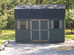 Shed Overhead Door Hiwall Storage Sheds Fox Run Storage Sheds