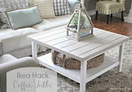 Hemnes Side Table Golden Boys And Me Coffee Table Ikea Hack