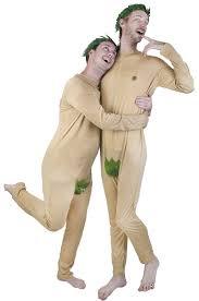 adam and costume adam and steve costume pic