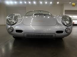 porsche 550 spyder porsche 550 spyder replica 1955 images muscle car fan