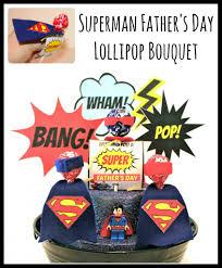 s day lollipops superman s day lollipops