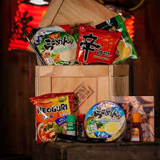 unique food gifts ramen connoisseur crate food gifts for guys crates