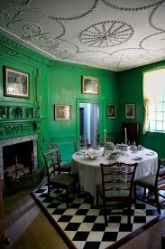 the green dining room home design ideas
