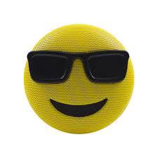 jam cool sunglasses jamoji wireless bluetooth speaker yellow