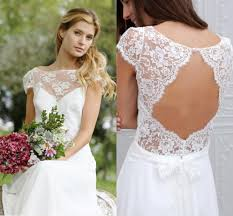simple white wedding dress biwmagazine com
