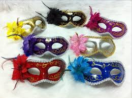 masquerade masks wholesale beautiful masquerade masks for women in party mix mask with