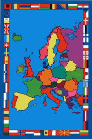 europe map rug sport and playbasesport and playbase