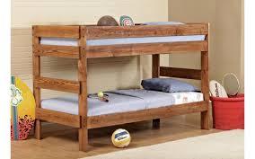 Bunk Bed Brands Bernards Saddlebrook Stackable Bunk Bed 3310 Home