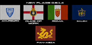 Flag Rank New Flags And Replaced Flags In 0 6 14 U2013 Wows U2013 The Armored Patrol