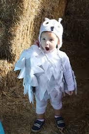 Snowy Owl Halloween Costume 25 Toddler Owl Costume Ideas