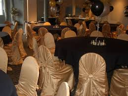 gold chair covers gold chair covers drew home