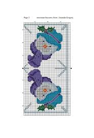 169 best cross stitch christmas images on pinterest christmas