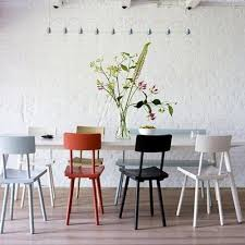 Mixed Dining Room Chairs The 25 Best Mixed Dining Chairs Ideas On Pinterest Mismatched