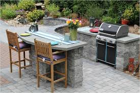 Out Door Kitchen Ideas Bbq Outdoor Kitchens For Perfect Time U2014 Porch And Landscape Ideas