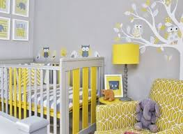 Gray And Yellow Nursery Decor Yellow And Grey Nursery Ideas Grousedays Org