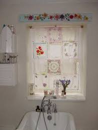 How To Sew A Curtain Valance Diy How To Sew A Curtain From Linen Napkins Tutorial Explains
