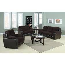 leather livingroom set container 3 living room set reviews wayfair