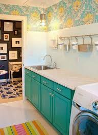 Turquoise Cabinets Kitchen 111 Best Kitchen Images On Pinterest Home Architecture And