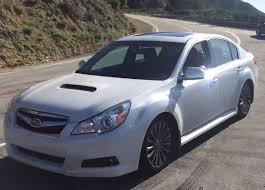 subaru legacy 2015 white modified subaru legacy gt one take youtube
