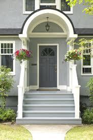 enchanting yellow house color front door gallery best