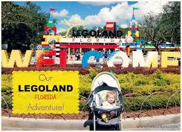 Legoland Map Florida by Our Legoland Florida Adventure Sweet Lil You