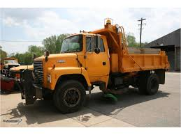 ford dump trucks in michigan for sale used trucks on buysellsearch