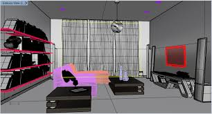 Vray Interior Rendering Tutorial Rendering An Interior Scene V Ray 2 0 For Rhino Chaos Group Help