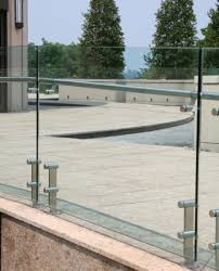 Handrail Design Standards Glass Infill Panels Hdi Railing Systems