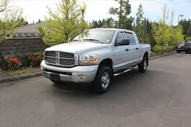 2006 Dodge 3500 Truck Parts - dodge ram 3500 mega cab in washington for sale used cars on