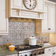 tin backsplashes for kitchens tin backsplash for kitchen kenangorgun