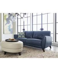 Macys Tufted Sofa by Arielle Tufted Fabric Apartment Sofa Only At Macy U0027s Macys Com