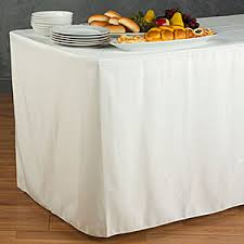 Banquet Table Linen - banquet linens hospitality table skirts and covers