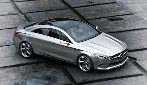 mercedes concept 2012 mercedes benz concept style coupe official details
