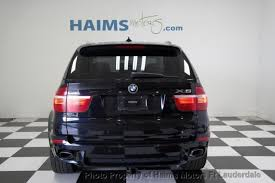 bmw x5 4 8i 2009 used bmw x5 48i at haims motors serving fort lauderdale