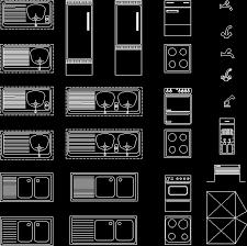 cuisine dwg kitchen applications blocks02 dwg block for autocad designs cad