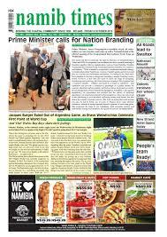 9 october namib times e edition by namib times virtual issuu