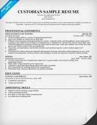 Supervisor Sample Resume by Dazzling Custodian Resume Sample 10 Custodial Objective Supervisor