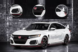 2019 honda accord type r review top speed