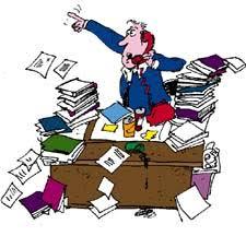 clipart bureau work clipart