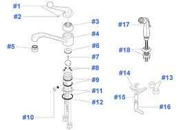 how to repair a delta kitchen faucet best 25 kitchen faucet repair ideas on delta how to fix
