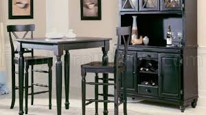 black modern dining room sets dining room sets with hutch dining room sustainablepals ashley