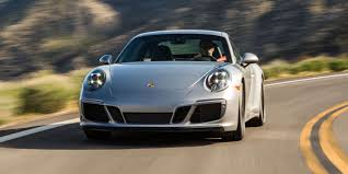 porsche 2017 4 door porsche 911 carrera gts hits sweet spot