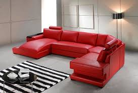Small Leather Sofa With Chaise Best Red Leather Sectional Sofa With Chaise Perfect Small Leather