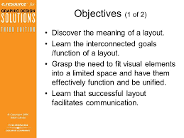 visual layout meaning chapter 5 layout objectives 1 of 2 discover the meaning of a