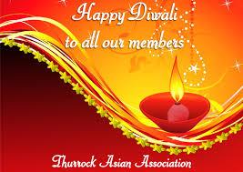 we wish you a happy diwali thurrock asian association taa