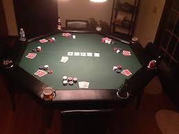 Octagon Poker Table Plans Custom 66