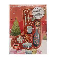 chocolate advent calendar barrett advent calendar no added sugar
